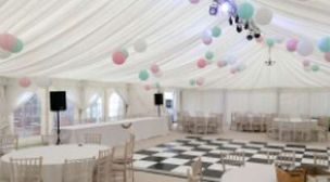 Photo by Big In Tents, Marquee Hire