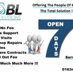 BL IT SOLUTIONS LTD profile image.