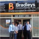 Bradleys Accountants Ltd profile image.