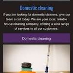 Bristol Residential Cleaning profile image.