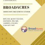 Broad Acres Addiction Treatment Centre  profile image.