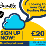 Bumble Websites profile image.