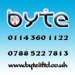 BYTE IT LTD profile image.