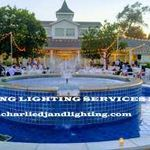 CHARLIE DJ EVENT AND LIGHTING SERVICES profile image.