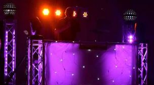 Photo by Chase Stereo mobile Disco & lighting