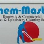 Chem-Master carpet and upholstery cleaning service profile image.