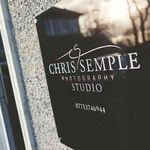 Chris semple photography and photobooth belfast profile image.