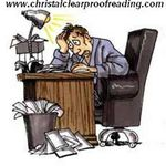 Christal Clear Proofreading Services profile image.