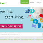 CourseFinder profile image.