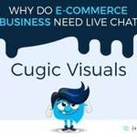 Cugic - Best Live Chat Software profile image.