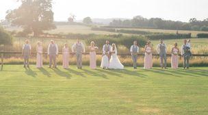 Photo by Dewi Clough Wedding Photography