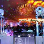 DJ BIGGHIGG ENTERTAINMENT profile image.
