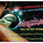 dj shaggys spotlight discos profile image.