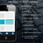 dJAX Adserver Technology Solutions profile image.