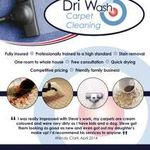 Dri Wash Carpet Cleaning profile image.