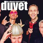 DUVET - The Ultimate Covers Band!! profile image.
