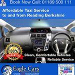 Eagle Cars Reading profile image.