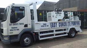 Photo by Easy Concrete Pumping