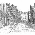 Edinburgh Sketcher profile image.