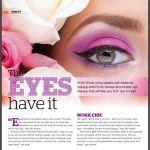 Emily Veness-Budin Makeup Artist profile image.