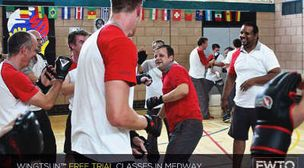 Photo by EWTO World—An Official WingTsun™ Martial Arts School
