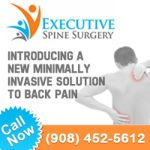 Executive Spine Surgery profile image.