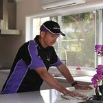 Express Domestic and Commercial Cleaning  profile image.