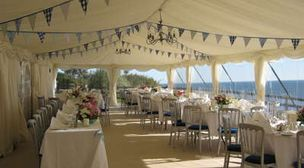 Photo by Florida Marquees Yorkshire Ltd