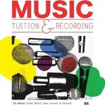 Full of Joy Music Tuition & Recording profile image.