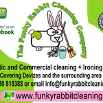 Funky Rabbit profile image.