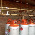 Gas, Plumbing & Pipe Fitting Services profile image.