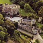 Banwell castle gatehouse weddings   profile image.