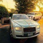 Globax Limousine profile image.