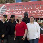 Greenwich Communication Centre C.I.C profile image.