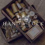 Hand & Lock  profile image.
