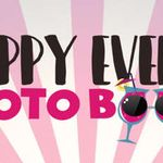 Happy Events Photo Booth profile image.