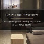 Happy Homes Cleaning Company profile image.