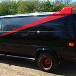 Hire The A Team Van profile image.