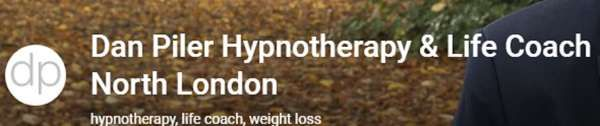 Dan Piler Hypnotherapy & Life Coach North London profile image.