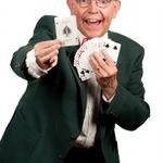 Jonathan Cann - Magician profile image.