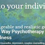 Kindful Way Psychotherapy and Mindfulness profile image.