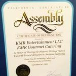 KMR Gourmet Catering & VIP Events  profile image.