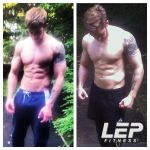 LEP FItness profile image.