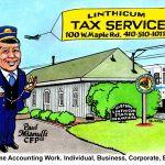 Linthicum Tax Service profile image.
