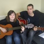 London Guitar Lessons profile image.
