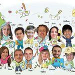 Macha.me graphic design studio profile image.
