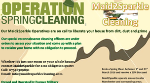 Photo by Maid2Sparkle Domestic Cleaning Services