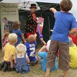Malcolm the Magician profile image.