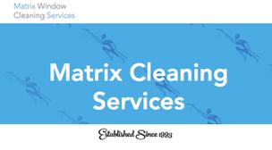 Photo by Matrix Window cleaning swindon
