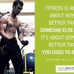 Mike Nichols - Personal Trainer profile image.